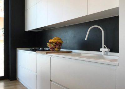 Officine Architetti Napoli Bonito House_moduli cucina