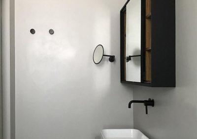 Officine Architetti Napoli Bonito House_mobile bagno