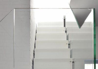 Officine Architetti Napoli_Susy House_scala vetro