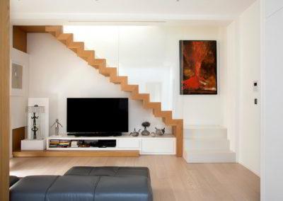 Officine Architetti Napoli_Violetta House_scala