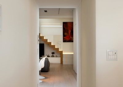 Officine Architetti Napoli_Violetta House_cucina salone