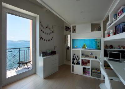 Officine Architetti Napoli_Violetta House_cameretta