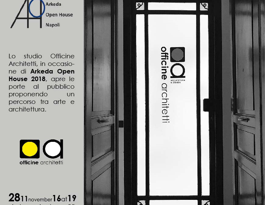 Arkeda Open House 2018