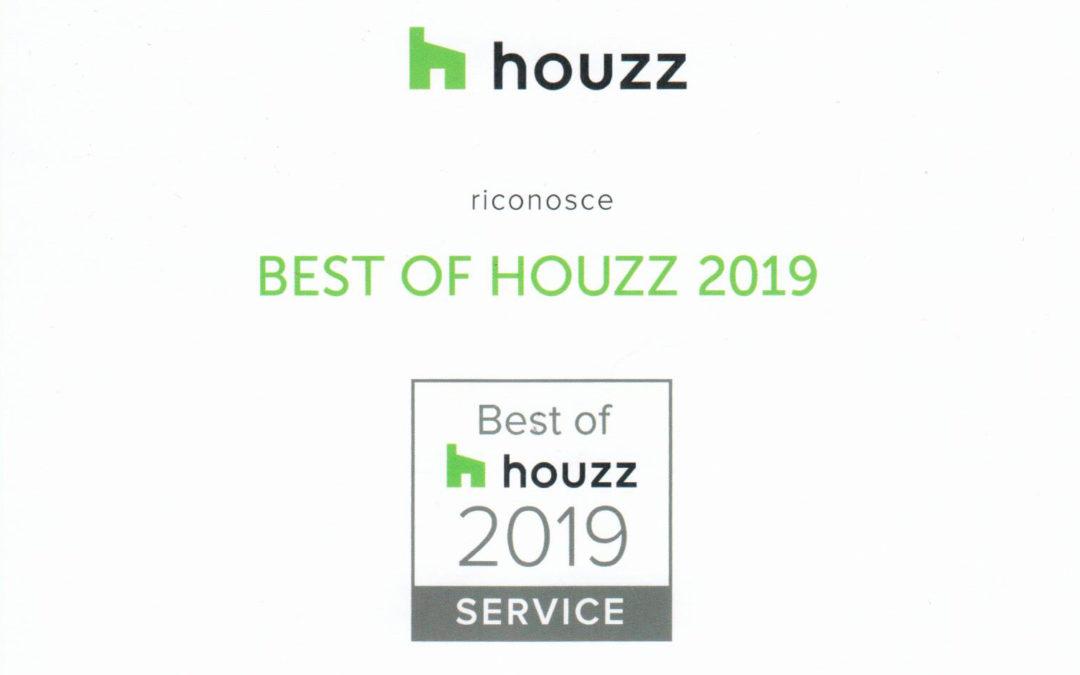 Officine Architetti vince il Best of Houzz 2019  Service