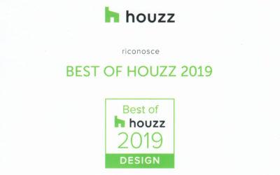 Officine Architettivince il Best of Houzz 2019 Design