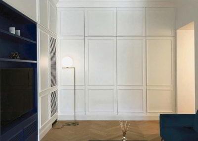 Officine Architetti_Salotto e zona tv
