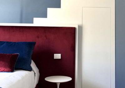 Officine Architetti Napoli_camera da letto