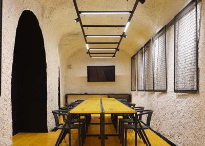 Officine Architetti_sala esposizioni e coworking