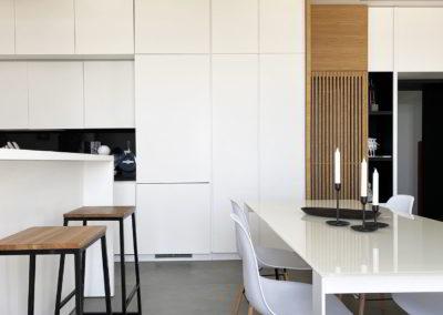 Officine Architetti Napoli_Dolly 90_parete cucina