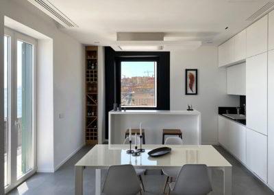 Officine Architetti Napoli_Dolly 90_cucina e isola